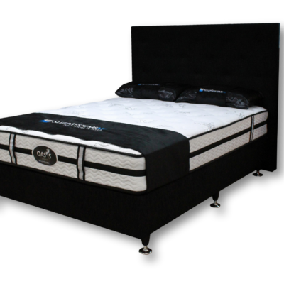 OASIS 12 MATTRESS WITH BASE