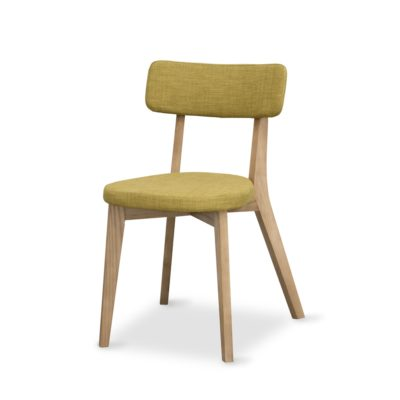 PREGO YELLOW DINING CHAIR