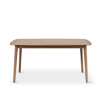 Rotterdam Oak/ VENEER DINING TABLE