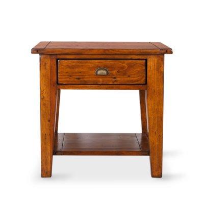 IRISH COAST 1 DRAW SIDE TABLE