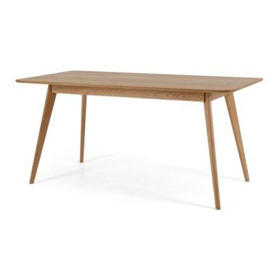 ORBIT OAK DINING TABLE
