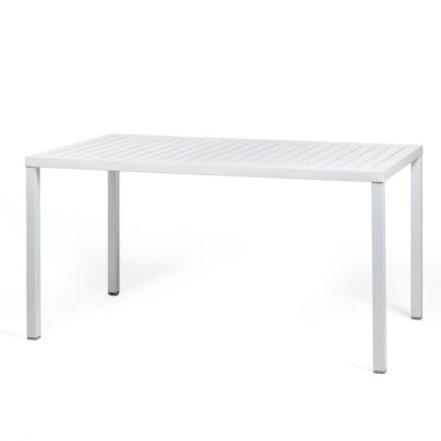 CUBE 140X80 OUTDOOR DINING TABLE