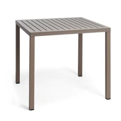 cube outdoor dining table