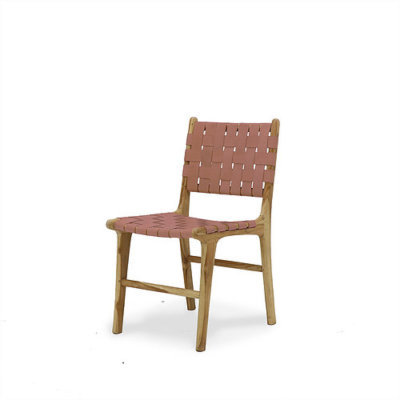 HAYES LEATHER DINING CHAIR