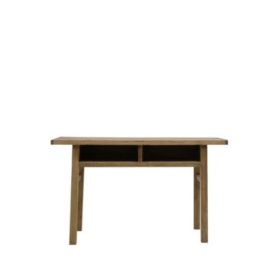 PARQ SMALL CONSOLE WITH SHELF