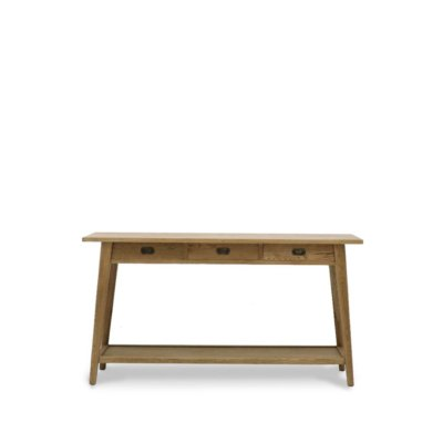 RECYCLED OAK HALL TABLE