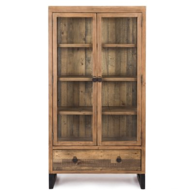 FORGE DISPLAY CABINET