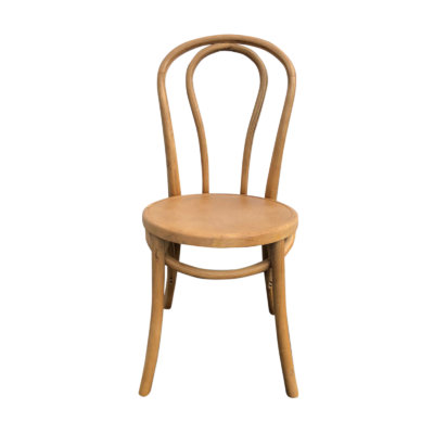 Bentwood Elm cafe dining chair