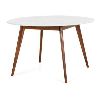 RADIUS MARBLE TABLE