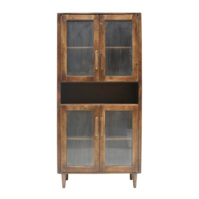 TATE DISPLAY UNIT WITH 4 DOORS