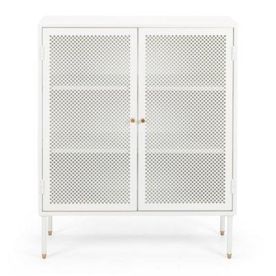 Dawn white cabinet