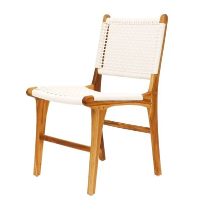 HAYES WHITE CHAIR